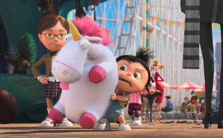 Unicorns I love them, unicorns I love them....