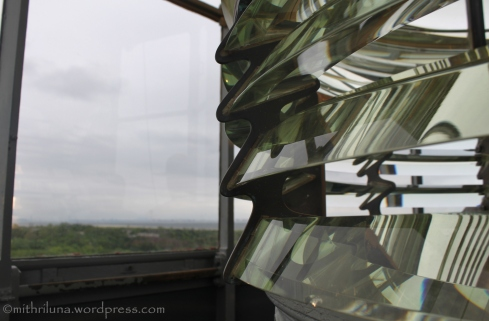 Sandy Hook Lighthouse, Fresnel lens
