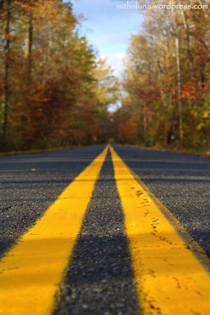 My favorite road