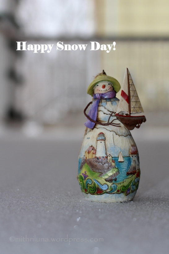 Happy Snow Day!