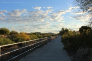 Sunrise walk - Skunk Creek Trail
