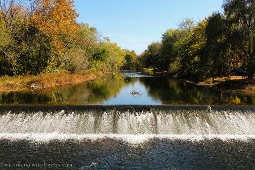 Musconetcong River, Bloomsbury, NJ